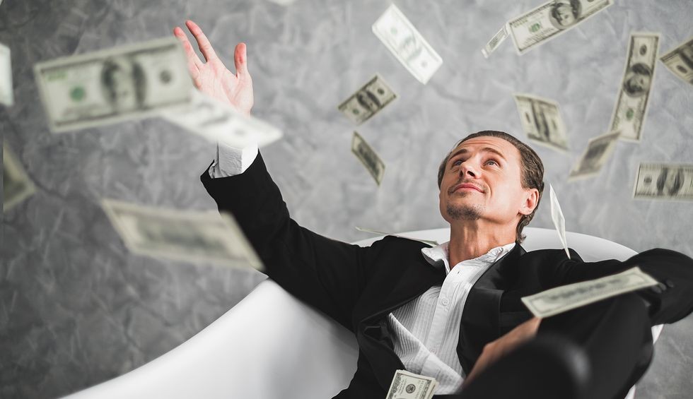 'Enough is enough': Study reveals the mind-boggling wealth of global millionaires
