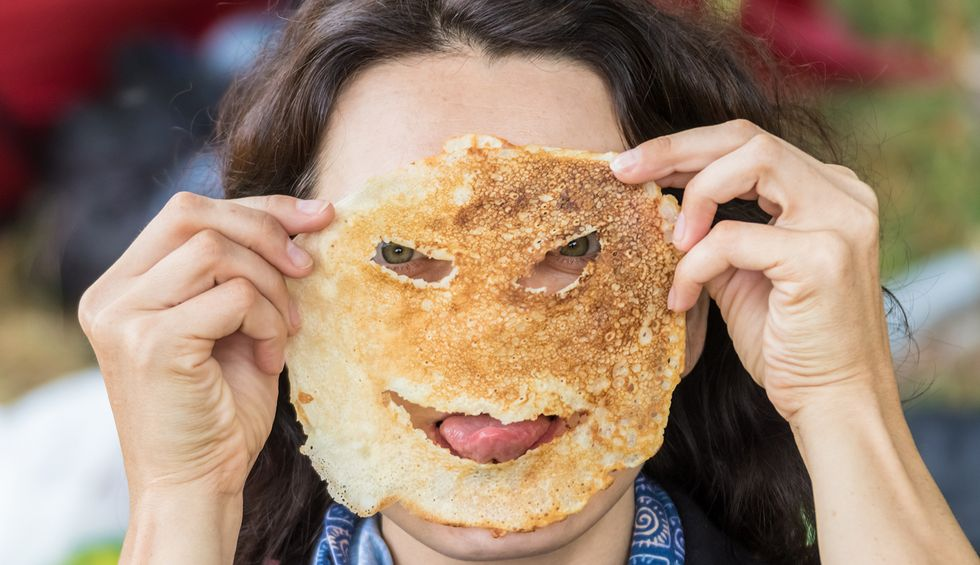 Leaked Ernst & Young leadership seminar compared women's brains to soggy pancakes