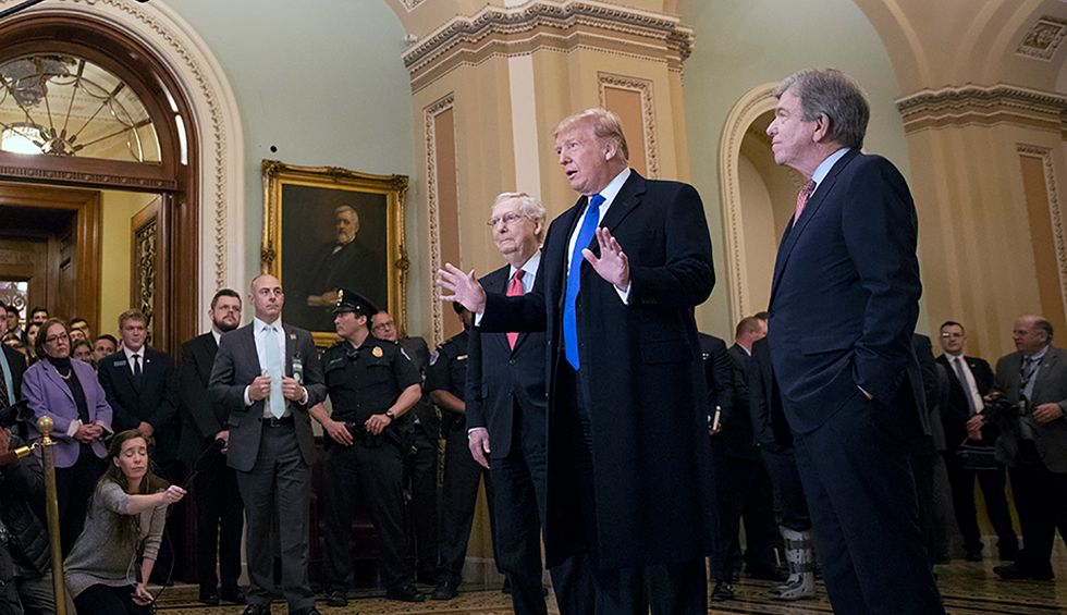How Trump's subservient GOP exposes the failure of American exceptionalism