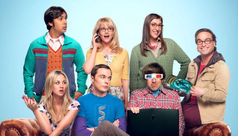 A physicist explains what CBS show The Big Bang Theory gets right with 'super asymmetry'