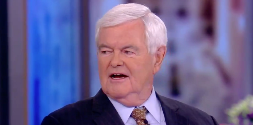 Newt Gingrich admits Trump made a 'dumb' mistake with the G7 — and is making many self-inflicted blunders