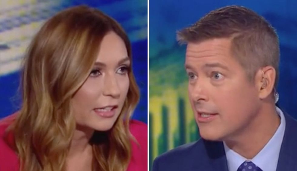 'Factually wrong': GOP's Sean Duffy called out for pushing 'absurd conspiracy theory' on his first day as a CNN contributor