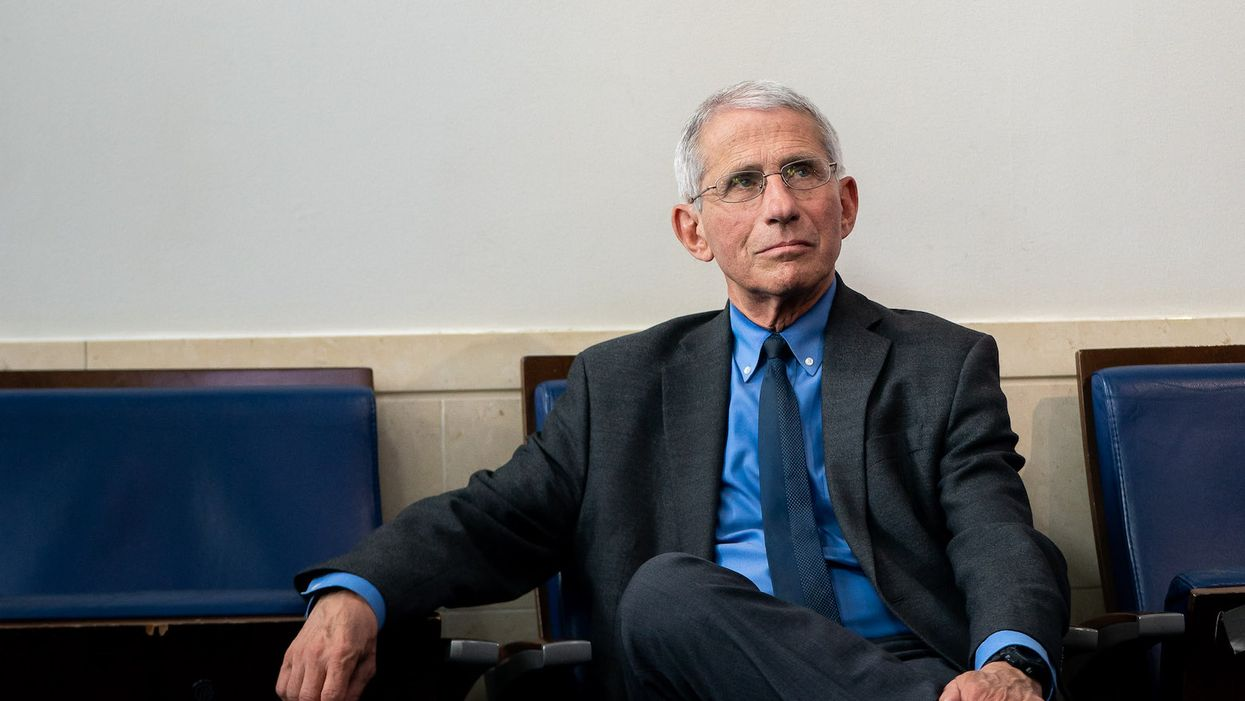 Fauci warns we're hitting a COVID 'surge on a surge' thanks to post-holiday spike