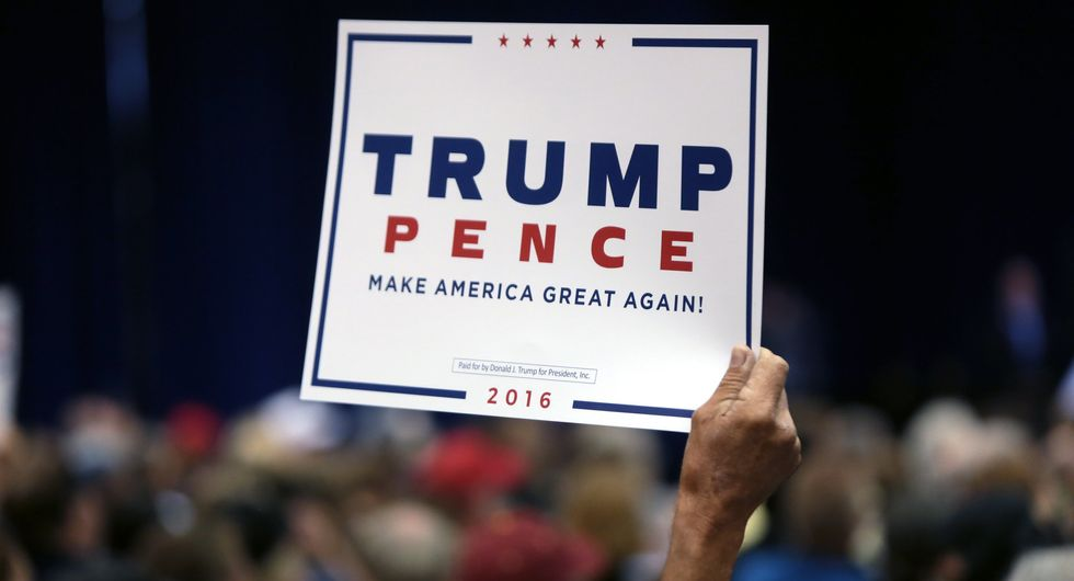 The Trump campaign's Nazi symbol scandal just got a whole lot worse