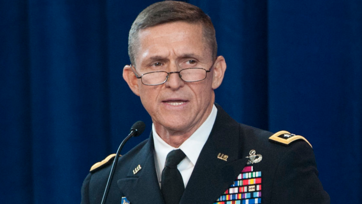 Mike Flynn: I did not call for a coup despite what that video shows