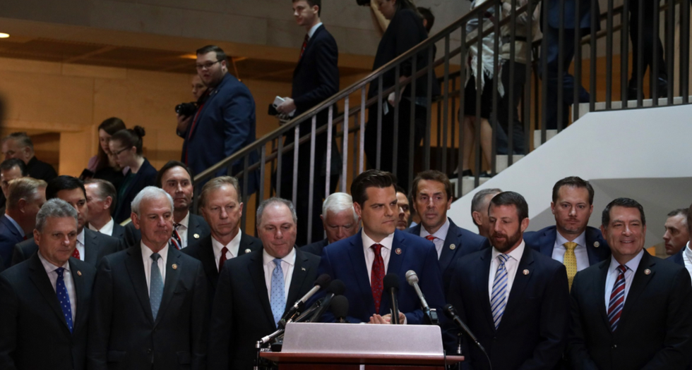 Republicans have embraced an ideology of grievance and it's a threat to public safety