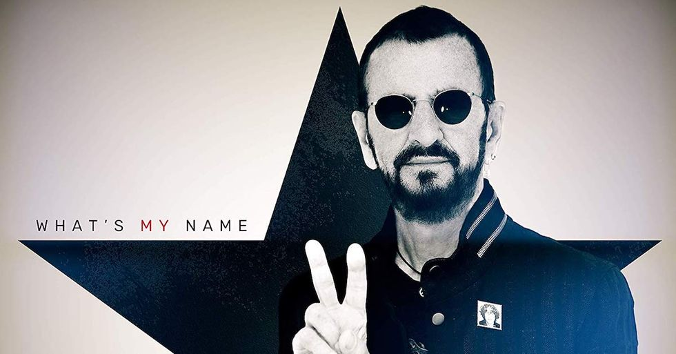 Ringo Starr's What's My Name': A triumphant return to form for the former Beatle