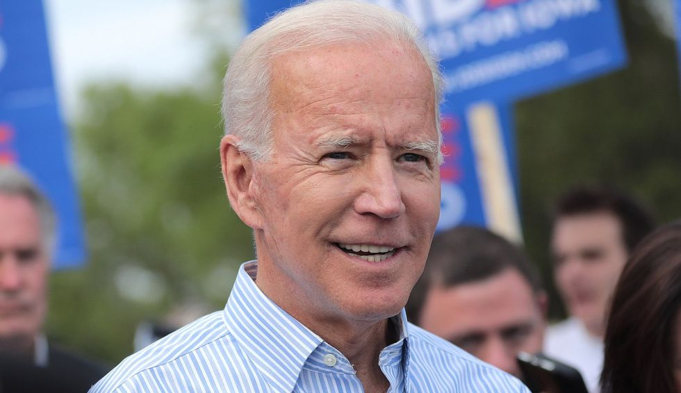 New poll finds Biden trouncing Trump among Latino voters