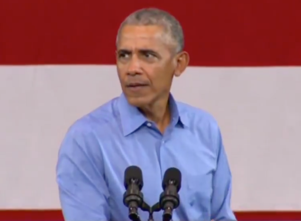 """Obama Slams Republicans for Their History of Cynical Lies: 'They Didn't Care About Emails!"""""""