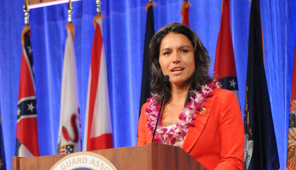 'I will not be seeking reelection to Congress in 2020' says Tulsi Gabbard – hours after appearing on Fox News