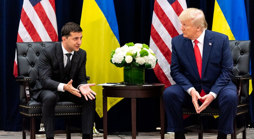 I worked for the ambassador Trump ousted in Ukraine. Here's how he dangerously undermined the country.