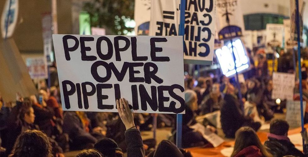 Judge rules that Dakota Access Pipeline must be shut down and emptied