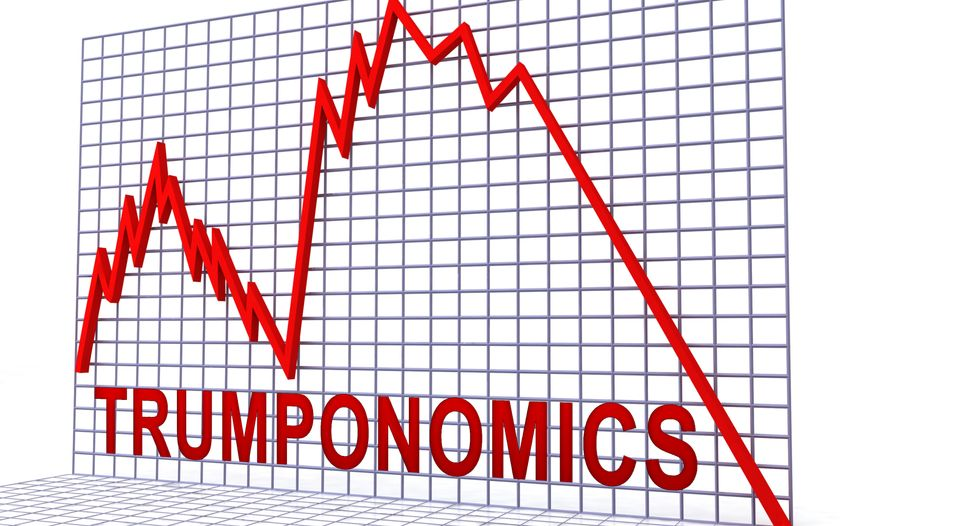 After three years of economic mismanagement a Trump Recession is imminent