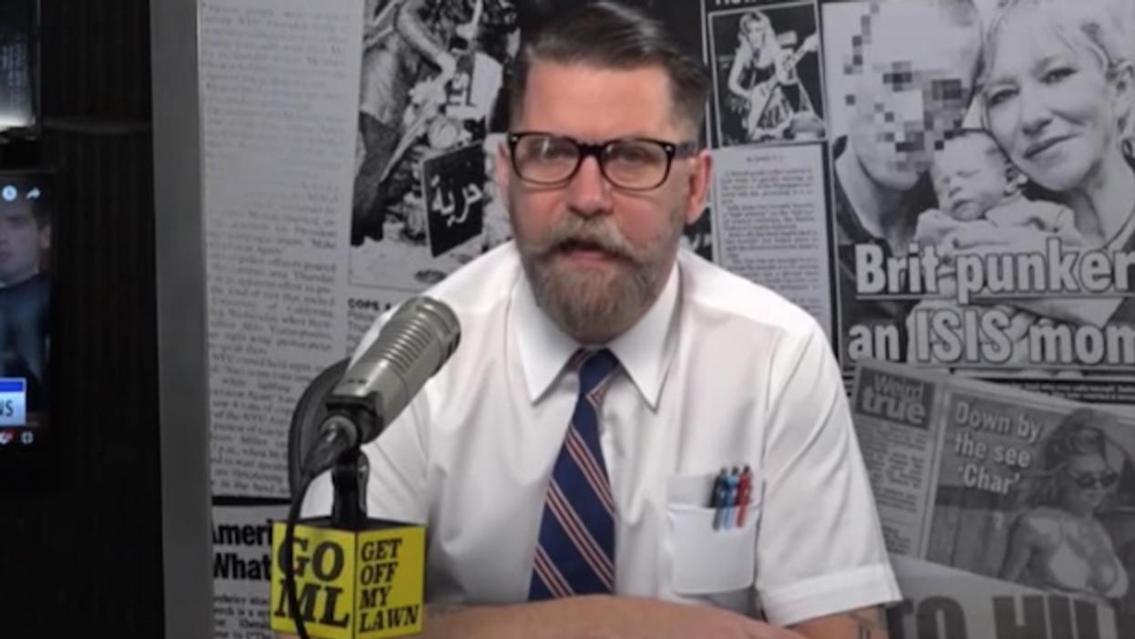Proud Boy founder Gavin McInnes' far-right media site apparently collapsing