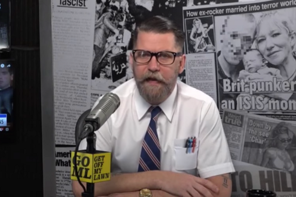 'I blame Soros!': Trump-loving Proud Boys founder whines after being shunned by liberal neighbors