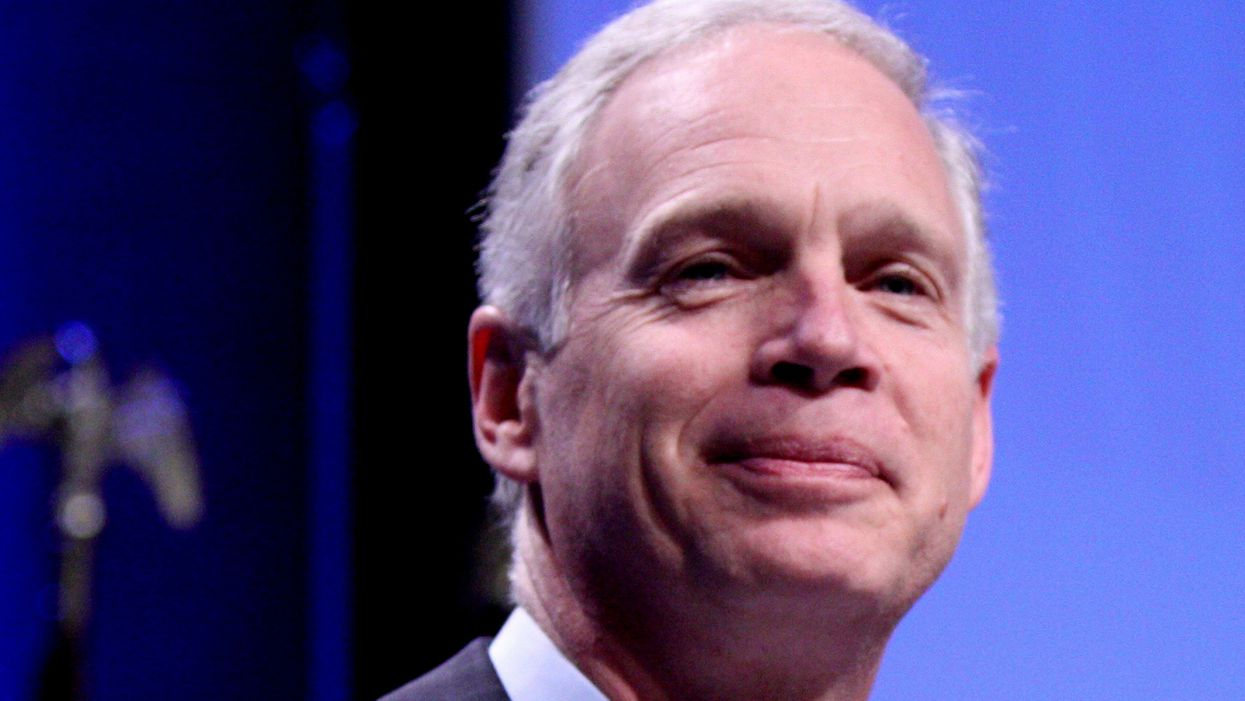 Sen. Ron Johnson ripped after falsely claiming 'fake Trump protesters' were responsible for U.S. Capitol riots