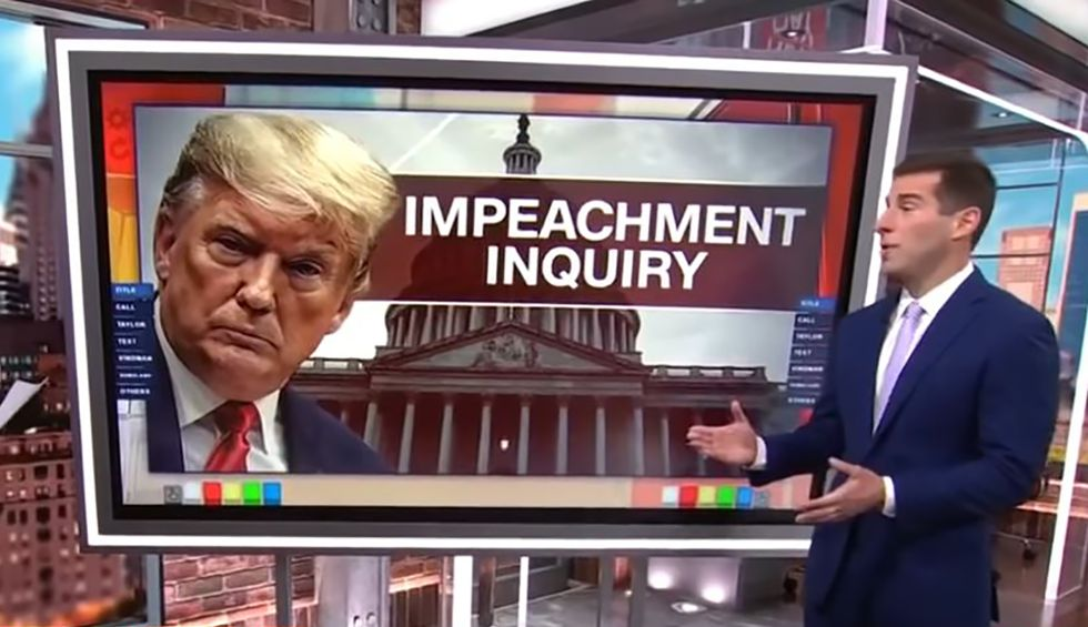 Watch: Former federal prosecutor expertly lays out all the damning evidence against Trump — so far