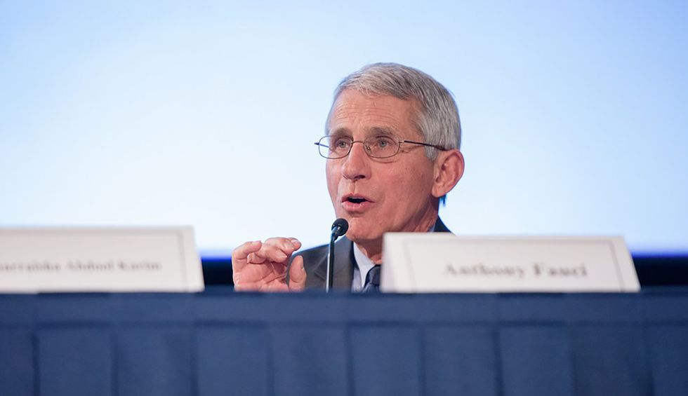 Dr. Fauci debunks Trump's spin about the dire state of the US coronavirus outbreak