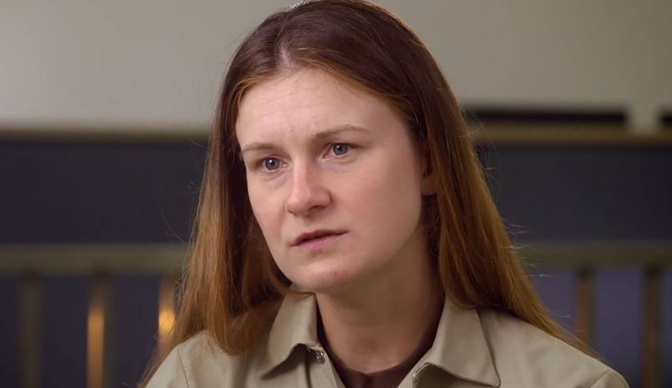 Maria Butina blames 'racism' against Russians for her arrest