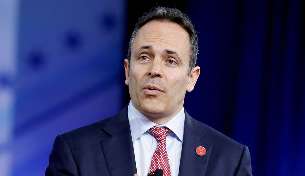 Critics warn Kentucky GOP 'totally gearing up to steal' gubernatorial election as Bevin refuses to concede