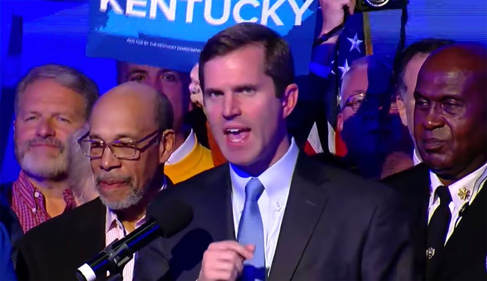 Voting Rights Roundup: Kentucky GOP moves to strip Democratic governor of his power after election