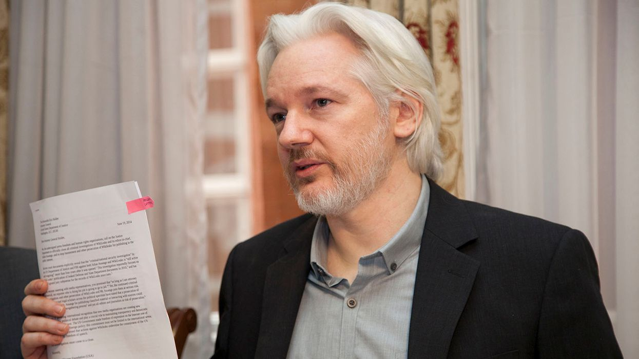 'The truth hurt': Civil rights attorney explains why the empire is not done with Julian Assange