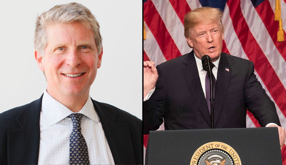 Manhattan DA filings indicate Trump is being investigated for possible fraud and 'protracted criminal conduct': report