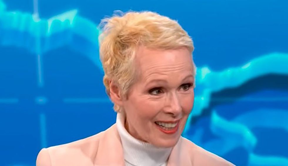 Author E. Jean Carroll says Trump raped her. Now she's seeking his DNA for testing