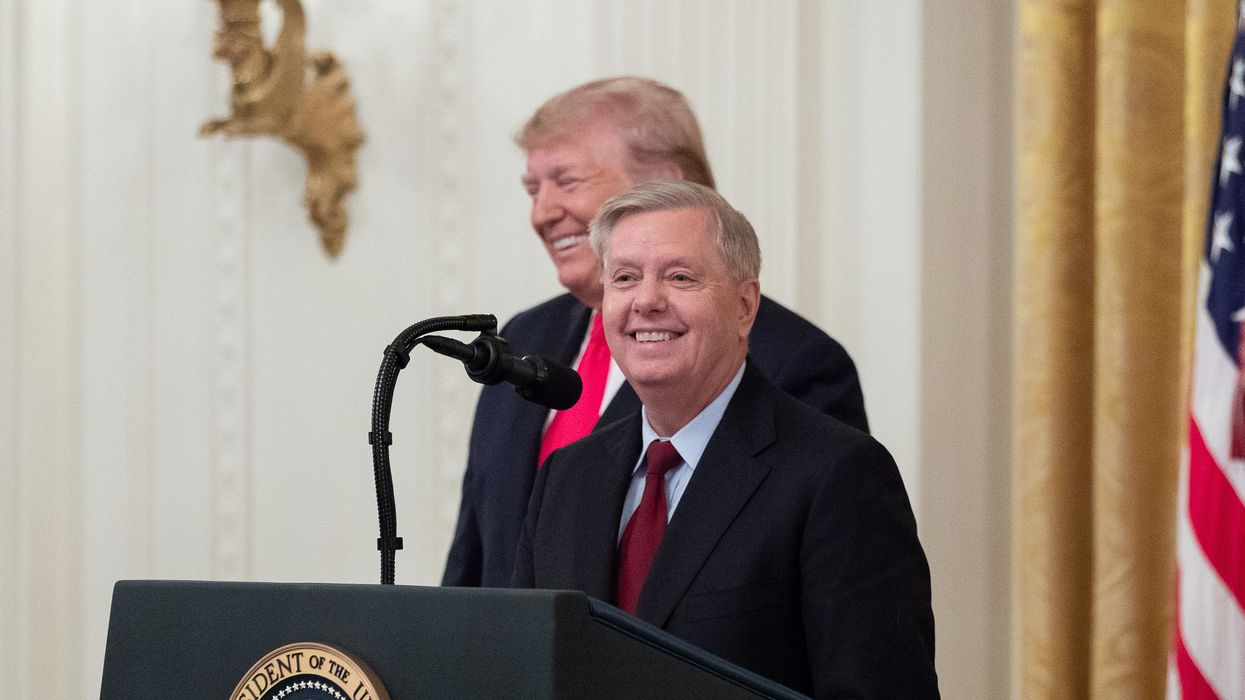 Trump's trial defense strategy comes at a high price for Senate Republicans