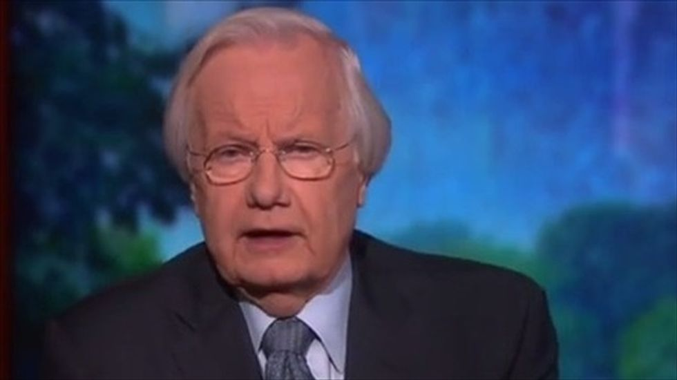 News legend Bill Moyers calls on PBS to televise the Trump impeachment hearings in full page NYT's ad