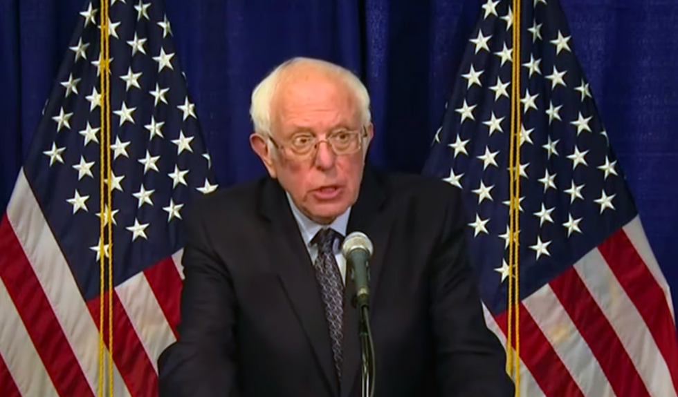 Bernie Sanders rejects calls to drop out — and vows to challenge Joe Biden on key issues at debate