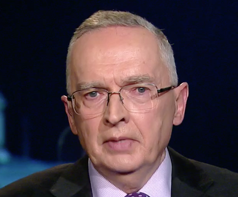 'Something appears to have snapped in Mike': Lt. Col. Ralph Peters reveals how ex-Trump aide Michael Flynn descended into 'treason'