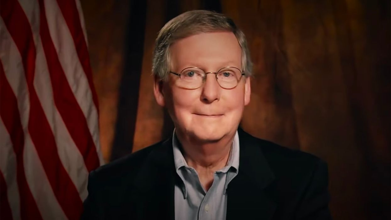 McConnell's 'cynical gambit' condemned as he pushes poison pills in bid to tank $2,000 checks