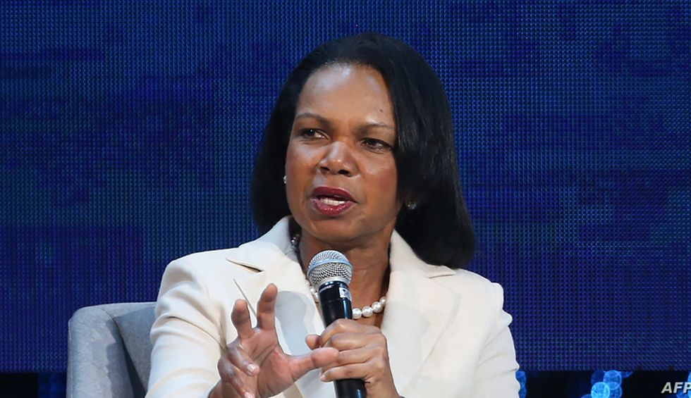 'Out of bounds': Former Secretary of State Condoleezza Rice calls out Trump's 'disturbing' July 25 call