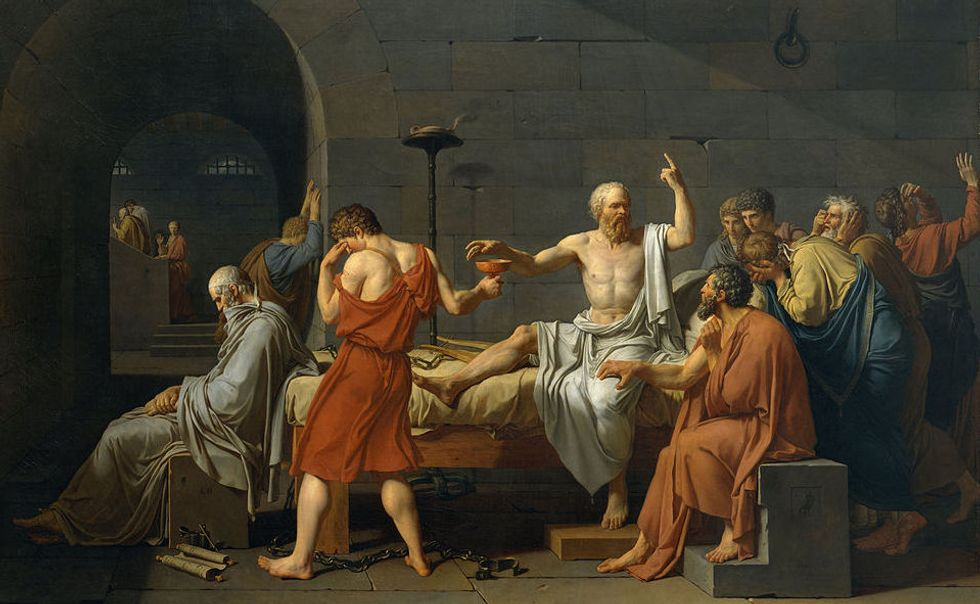 Why ancient philosophers feared tyranny could be the inevitable outcome of democracy