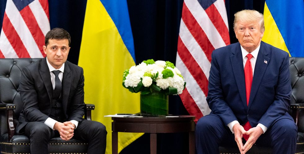 What Zelensky knew: The devastating and darkly ironic impact of Trump's attempt to bribe Ukraine