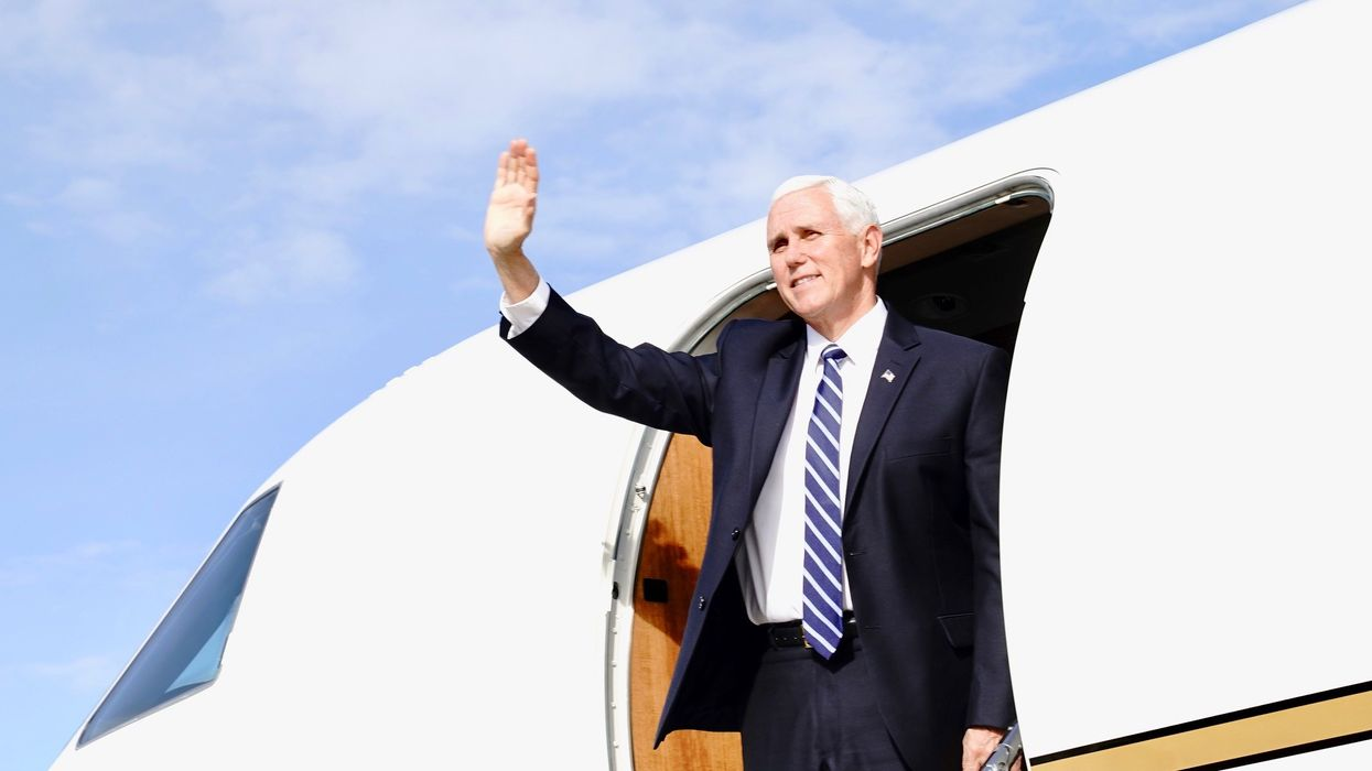 Mike Pence picks right-wing religious org tied to anti-LGBTQ hate group to host first post-VP speech