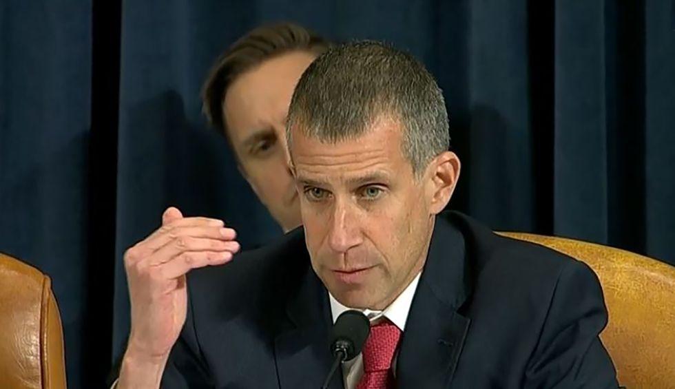 Republicans push 'divided loyalties' narrative in attempt to undermine Lt. Col. Vindman