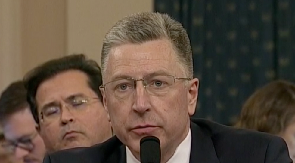 A GOP-picked witness just buried Republicans' bogus conspiracy theories about Joe Biden