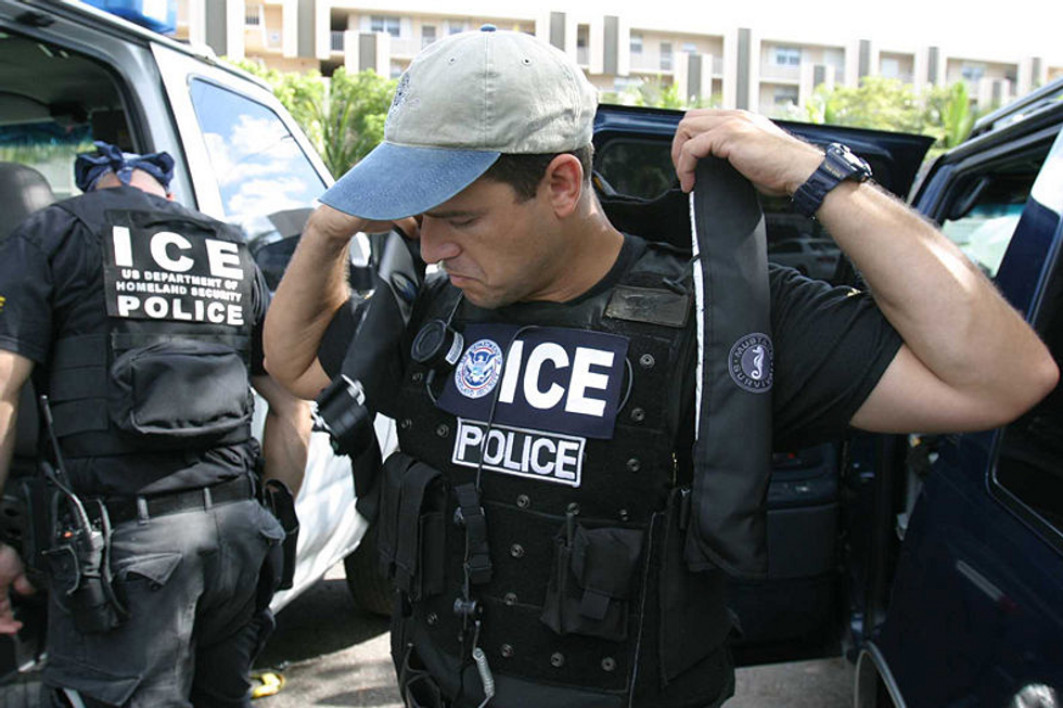 New report finds ICE is circumventing a rule to detain immigrants in New York courthouses