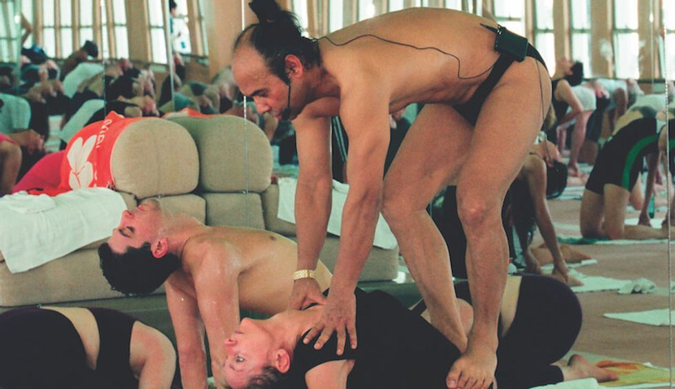 Netflix's 'Bikram: Yogi, Guru, Predator' separates the man from the myth -- revealing a monster