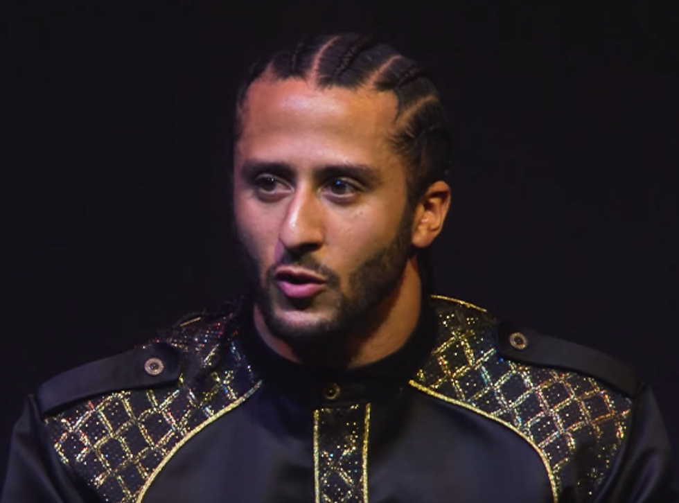 A Right-Wing Musician Cut Up His Nike Socks To Protest Kaepernick  -  And Was Immediately Mocked by the Internet