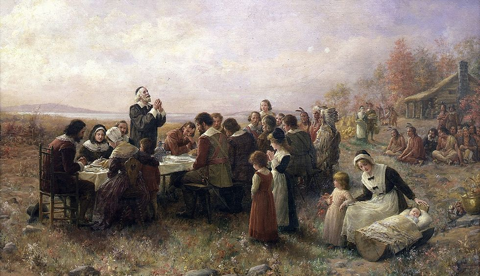 Here's why we shouldn't celebrate Thanksgiving