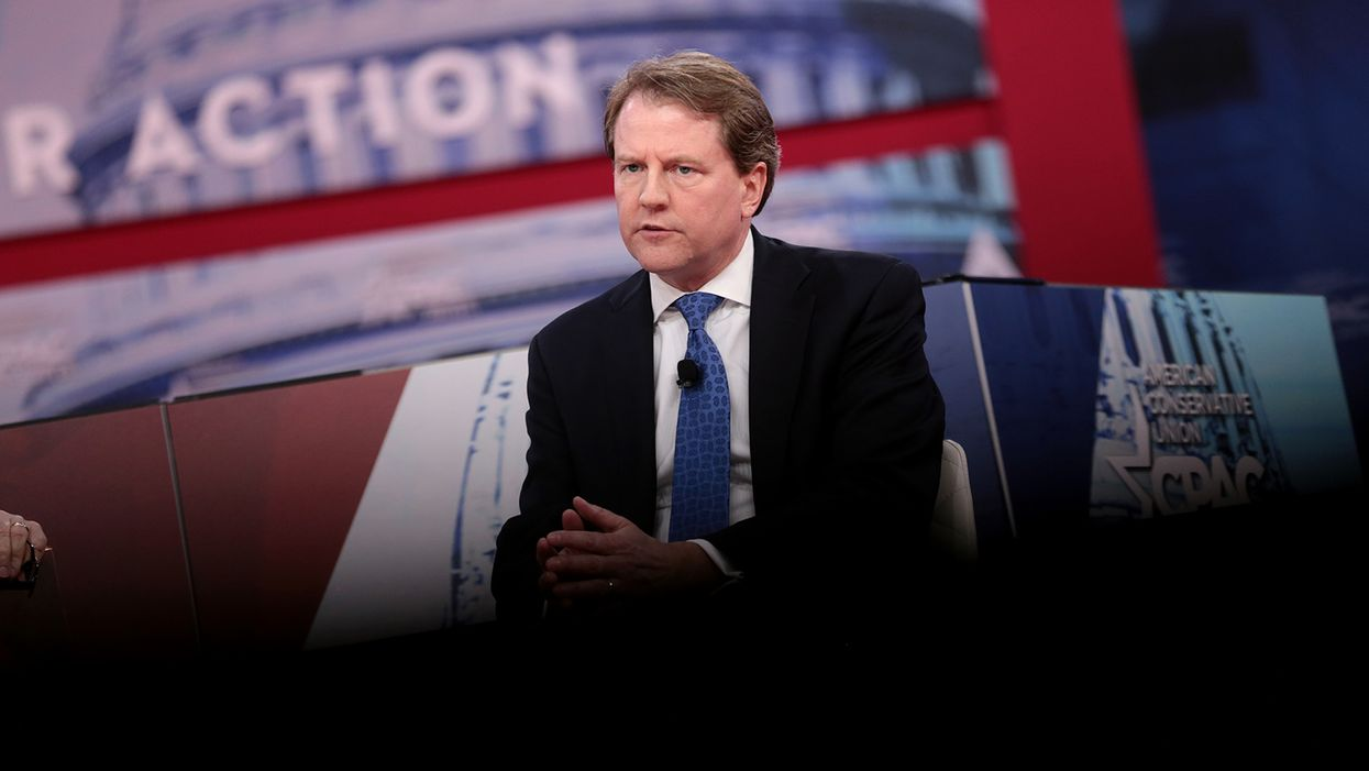 Trump's refusal to block White House counsel McGahn from testifying in private will come back to haunt him: columnist
