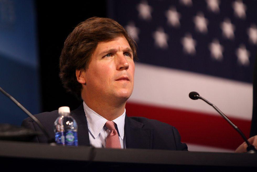 Unhinged Tucker Carlson Compares Democratic Criticism of Brett Kavanaugh to Rwandan Genocide