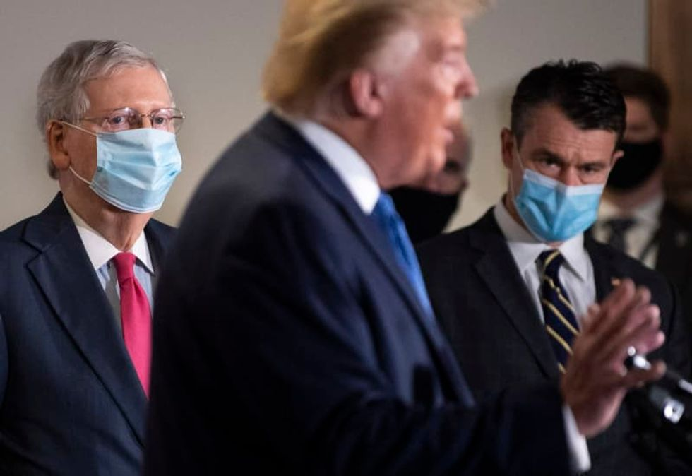 North Carolina editorial explains why a national mask mandate would be tremendous for Trump
