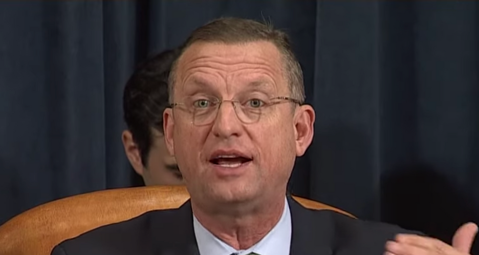 Republican Doug Collins hammered for ugly tweet attacking Ruth Bader Ginsburg: 'You are garbage'