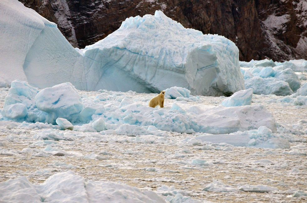 The end of ice: Climate scientists are already grieving for the world we've lost