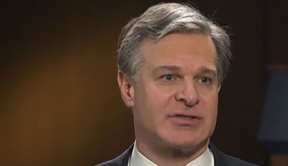 White House preparing shortlist to replace FBI Director Wray after he testified on Russian election interference: report
