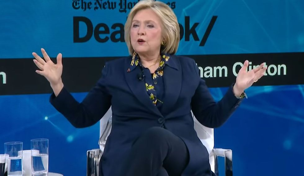 Conservative columnist: Hillary is the most 'exonerated' politician ever. Trump? Not so much